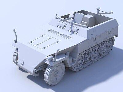 1//56 28mm German Panzer 1B Blitzkrieg Miniatures WWII Bolt Action BNIB