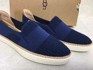 8089dd83c6c Details about UGG Australia Sammy Slip On Hyper Weave Casual Sneakers  1016756 Sneakers Marino