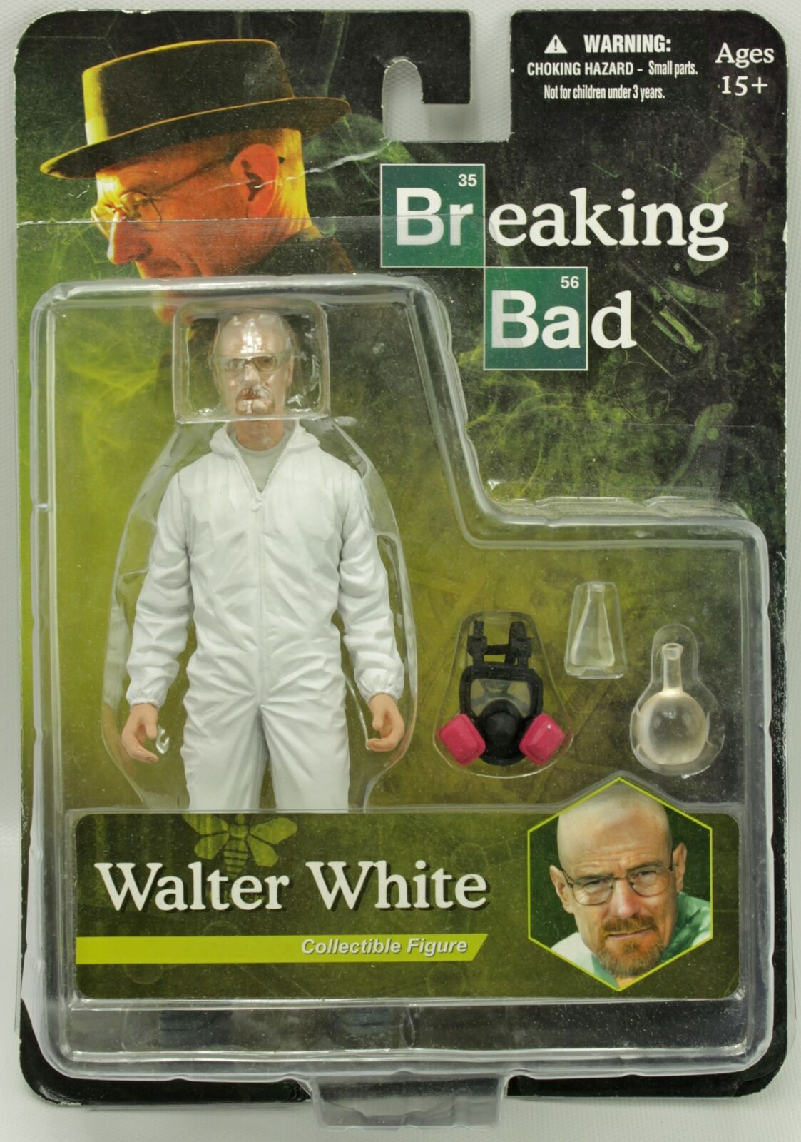 Breaking Bad Walter White Action Figure Heisenberg Mezco Toyz 2013