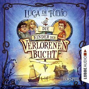 LUCA-DI-FULVIO-DIE-KINDER-DER-VERLORENEN-BUCHT-CD-NEW