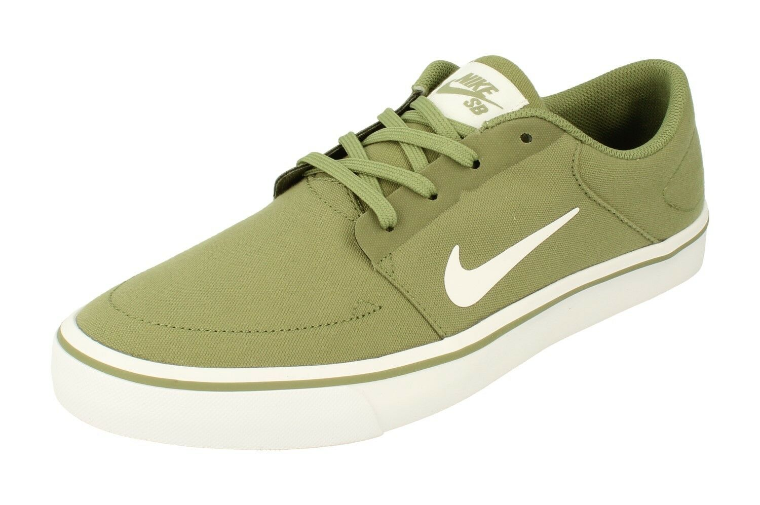 Nike Sb Portmore Canvas Hommes Trainers 723874 Sneakers Chaussures 311