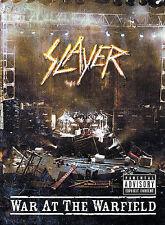 Slayer - War at the Warfield (DVD, 2003)