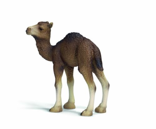 Dromedary foal by Schleich; toy//replica// 14356// RETIRED