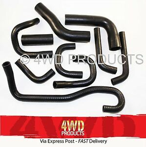 Radiator-Heater-By-Pass-Hose-SET-Hilux-LN106-LN107-LN111-4Runner-LN130-2-8D-3L