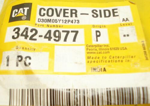 GENUINE CATERPILLAR 3424977 SIDE COVER D30M05Y12P473