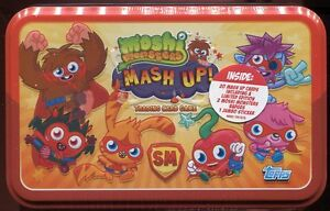Moshi Monsters Collectionneurs Tin série 2 							 							</span>