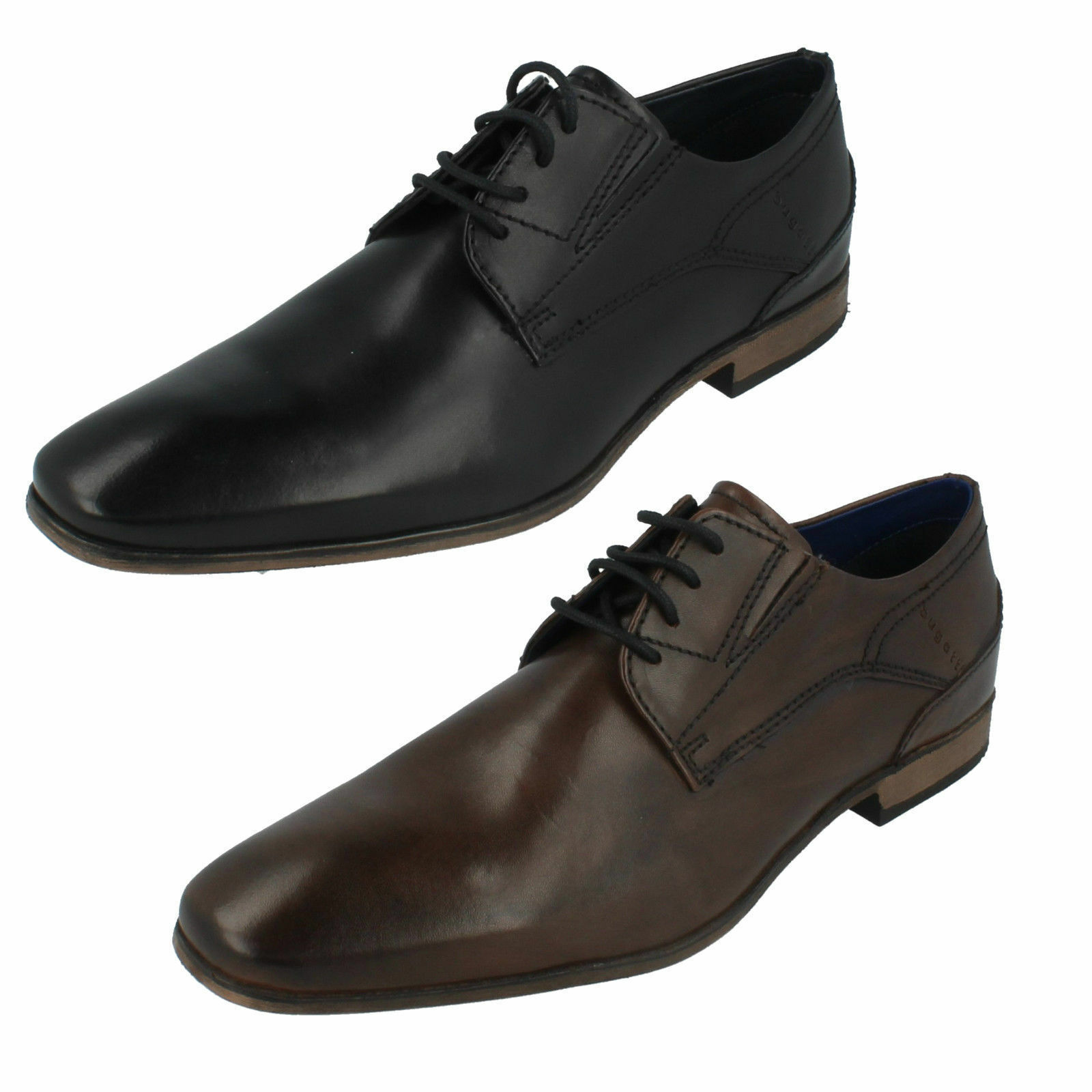 Mens Bugatti Formal Lace Up shoes - 14103