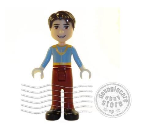 Light Blue TopNEW LEGO DISNEY PRINCESS MINIFIGURE dp009 Prince Charming