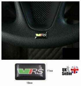 VRS-Logo-Emblem-Sticker-Decal-Badge-Octavia-Kodiaq-Fabia