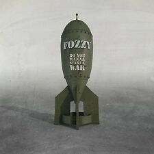 FOZZY - DO YOU WANNA START A WAR (JEWEL BOX)  CD NEU