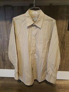 Men's dress shirt Joseph & Feiss Non-Iron Long Sleeve 17 1/2 - 34/35