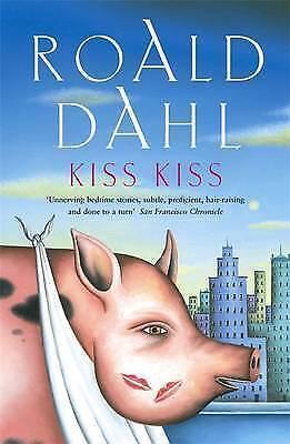 """AS NEW"" Kiss Kiss, Dahl, Roald, Book"
