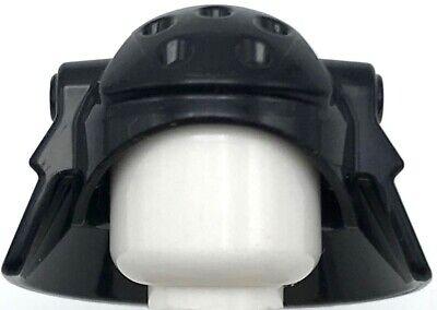 Lego New Black Minifigure Headgear Helmet Star Wars Death Star Trooper Part