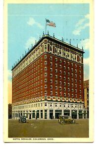 DESHLER WALLICK HOTEL, RKO THEATRE & A.I.U. CITADEL