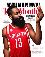 Texas Monthly Magazine April 2017 JAMES HARDEN MVP?, Kerry Max Cook, Mark Cuban