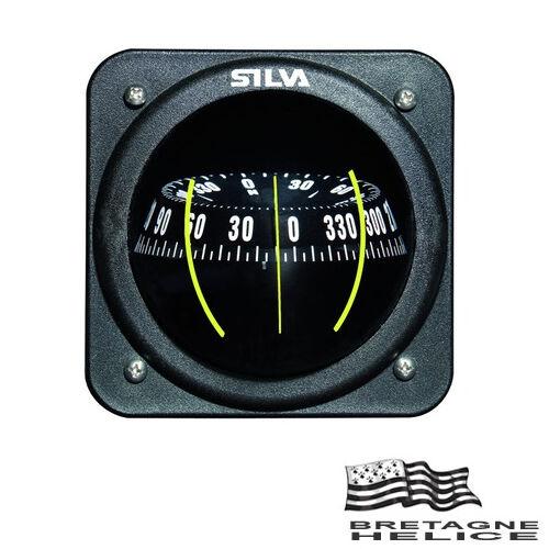 Compass Of Bulkhead SILVA 100 P