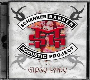 Michael-Schenker-amp-Gary-Barden-Gipsy-Lady-CD-NEU-amp-OVP-SEALED