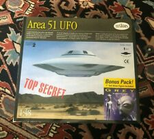"""Zeta Reticulans Area 51 /""""The Grey/"""" Alien 24/"""" Tall Figure Conspiracy Theory"""