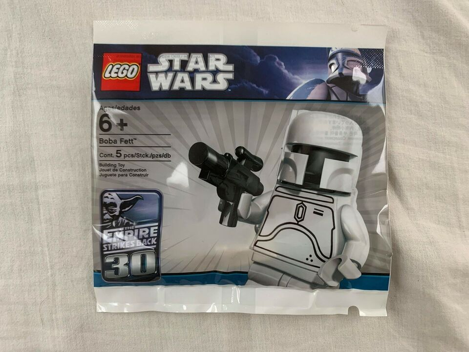 Lego Star Wars, Boba Fett Exclusive Polybag 2853835