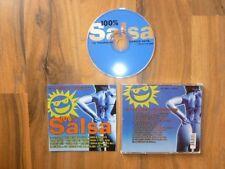 100% Salsa Lo Mejor De La Salsa, Frankie Ruiz, Edgar Joel, Jerry Rivera.. [CD]