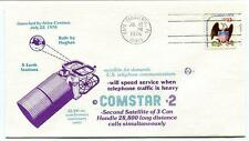1976 Comstar 2 Telephone Communicat. Atlas Centaur Satellite Cape Canaveral USA