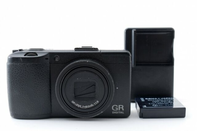 [Read] Ricoh GR DIGITAL III 10.0MP Digital Camera [Very good] from Japan #624732