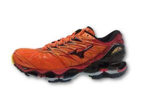 best website a144c a63a2 Image is loading Mizuno-Wave-Prophecy-7-Men-Running-Shoes-J1GC180009-