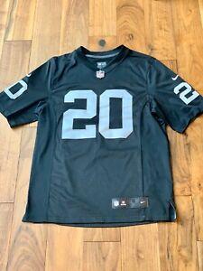 NFL-Nike-Oakland-Raiders-Darren-McFadden-20-On-Field-Jersey-Size-S