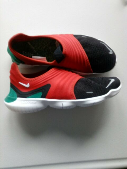 Itaca Aproximación Geometría  Nike Run Flyknit 3.0 SF Gym Red Black White Cd9270-610 Size 9 for sale  online | eBay
