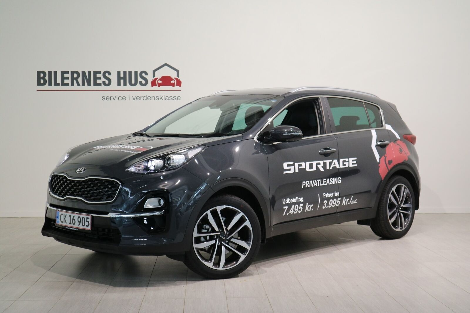 Kia Sportage 1,6 CRDi MHEV Collection 1+2 DCT