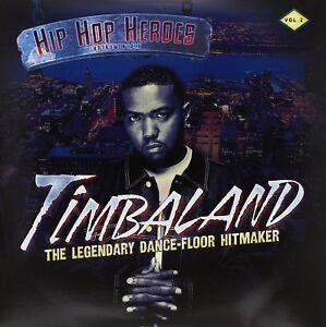 TIMBALAND-HIP-HOP-HEROES-INSTRUMENTALS-VOL-2-2-VINYL-LP-NEW