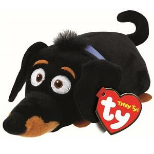 38b788ce3a0 Ty Beanie Babies 42195 Teeny Tys Secret Life of Pets Buddy the Dog ...