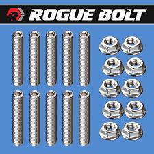 Sbm Valve Cover Stud Kit Bolts Stainless Steel Small Block Mopar 273 318 340 360