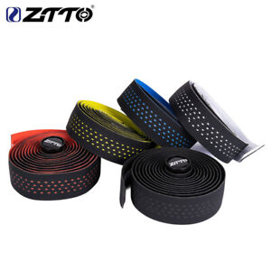 Handlebar Tape Cycling Road Bikes Cycling Rubber Foam Handle Bar Grip Wrap Tape