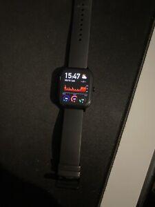 Amazfit-GTS-Smartwatch-Nero-AmoLed-1-65-034-Cellulare-GPS-Satellitare