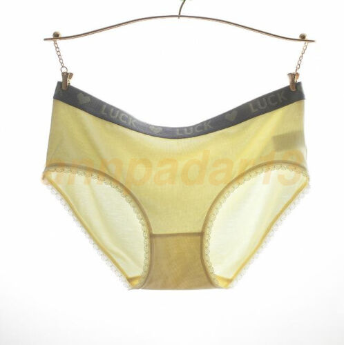 Women Cotton Lace Lingerie Briefs Underwear Panties Shorts Knickers Underpants