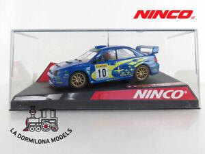 NINCO-50260-SUBARU-WRC-034-Montecarlo-2002-034-NUEVO-A-ESTRENAR