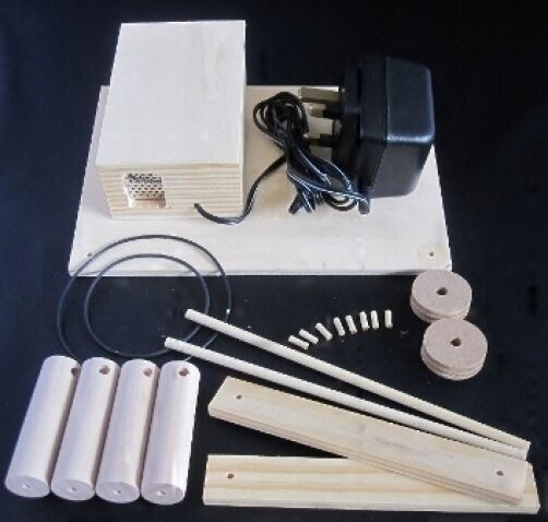 Timberkits Mains motor kit for all models