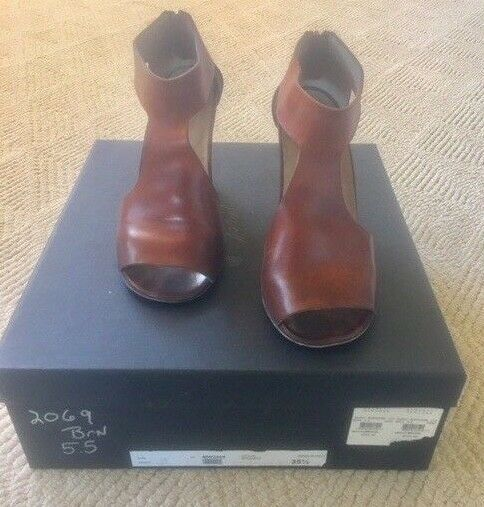 TAN MARSELL HIGH HEEL SHOES SIZE SIZE SIZE 35.5 RETAL PRICE  995 cec144