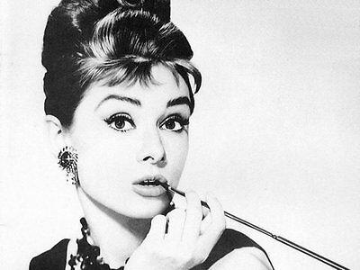Actress Audrey Hepburn FC00002 Art Print Poster A4 A3 A2 A1