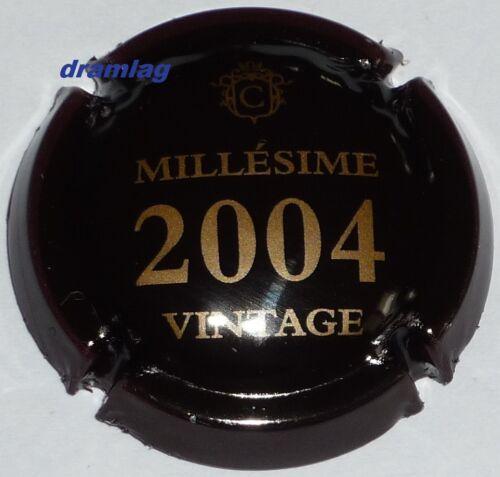 n°7a Capsule de Champagne COLLET millésime 2004  !!!