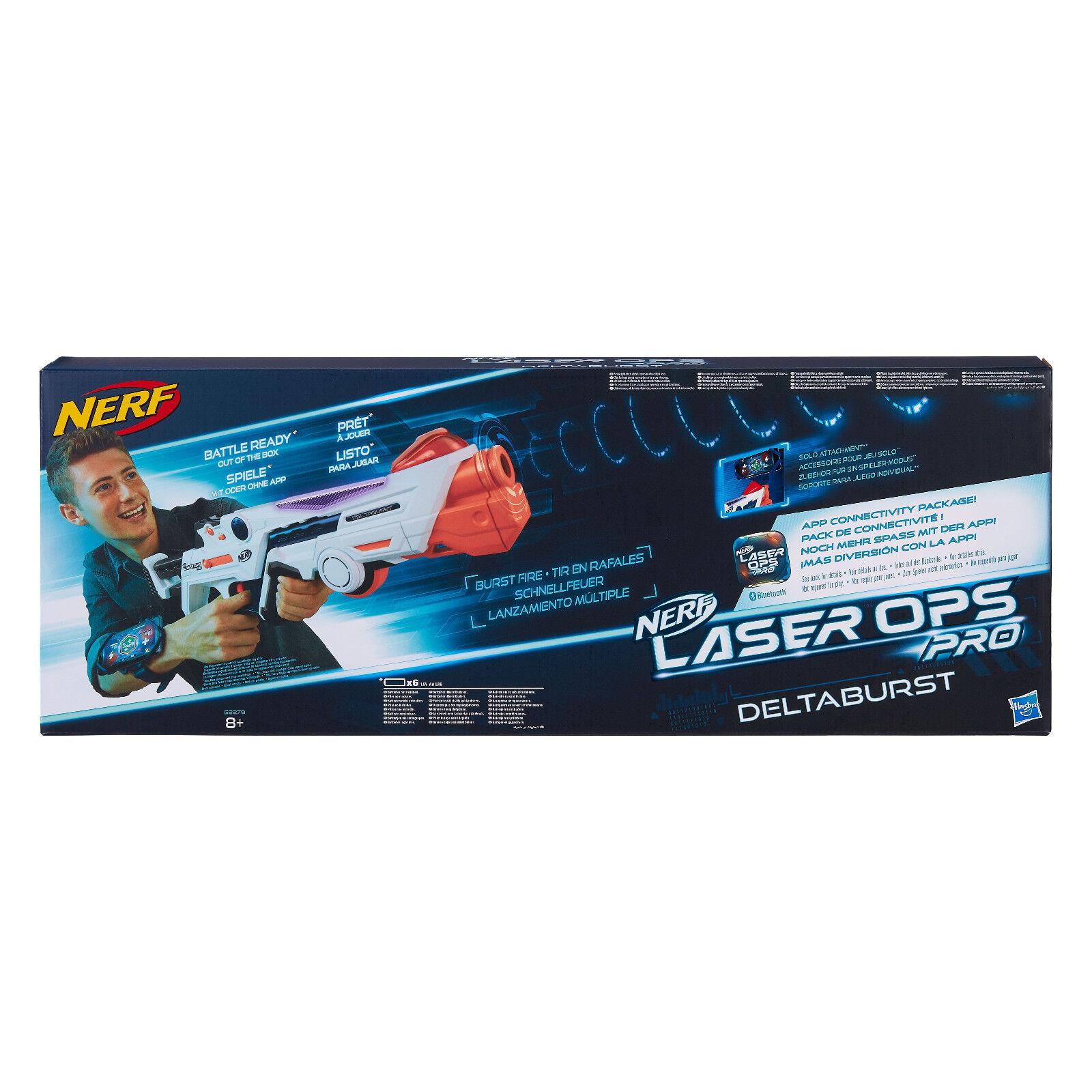 NERF E2279 - LASER OPS PRO DELTABURST, NEU/OVP