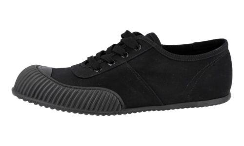 Noir 36 36 Nouveaux Chaussures Luxueux Prada 5 3e5838 qnawatUY