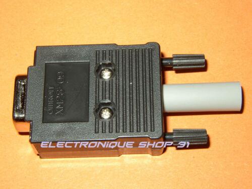 Capot ESD Protection OMRON  xm2s-0911 connecteur subD 9 points Kit Complet