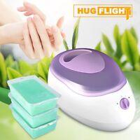 Hug Flight Paraffin Wax Heater Spa Bath Tea Tree Kit