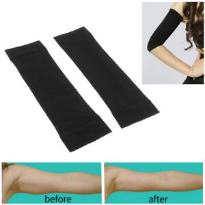 711a50bae7 Women s Weight Loss Arm Shaper Fat Buster Cellulite Slimming Wrap ...