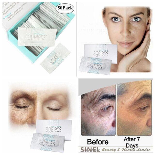 Jeunesse Ageless Remove Eyes Bags Eye Cream Face Lift Serum 50
