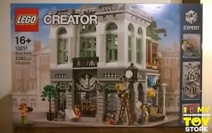 In stock lego creator expert la banca brick bank