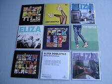 ELIZA DOOLITTLE job lot of 9 promo CD album/singles Skinny Genes (Remixes)