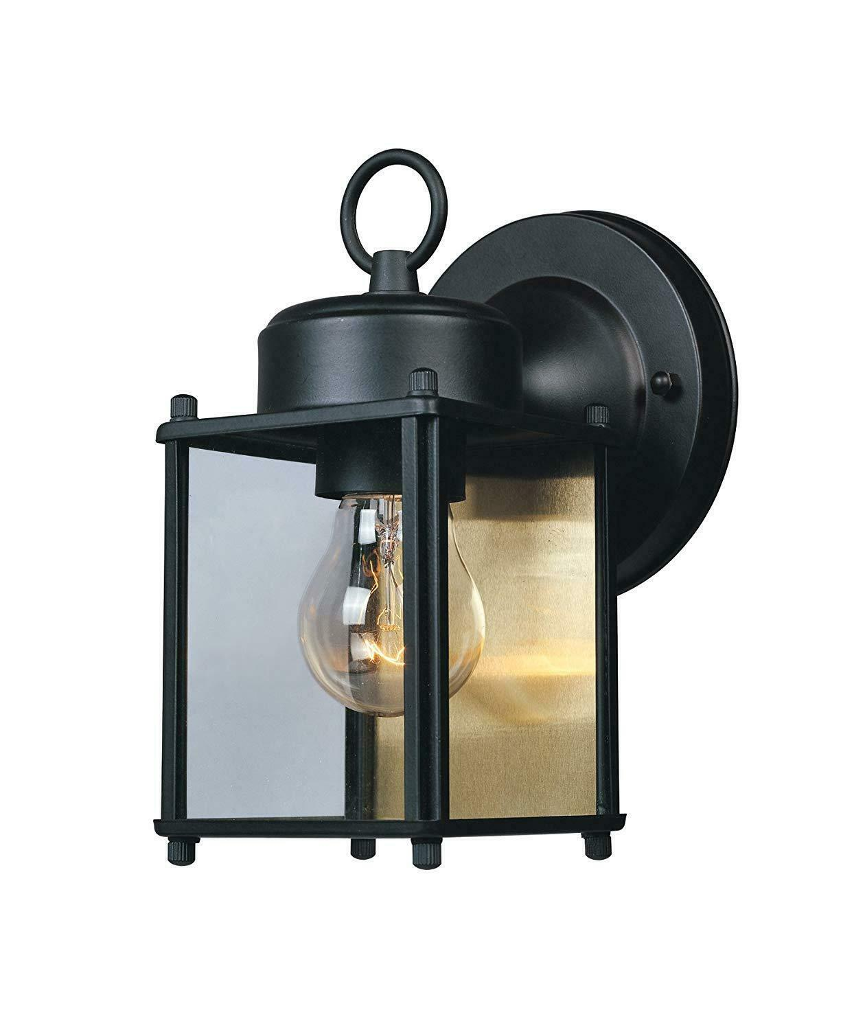 Motion Sensor Porch Light Fixture: Top Motion Sensor Porch Light Wall Lamp Fixture Outdoor